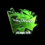 WayLander (Folia) - Cologne'16