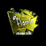 Flamie (Folia) - Cologne'16