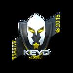 Keyd Stars (Folia) ESL One Katowice 2015
