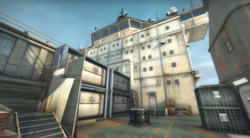 Shipped - bombsite A