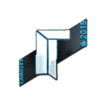 Titan (Folia) ESL One Katowice 2015