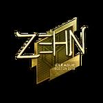 ZehN (Gold) Boston'18