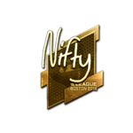 Nifty (Gold) Boston'18