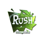 RUSH (Folia) - Cologne'16
