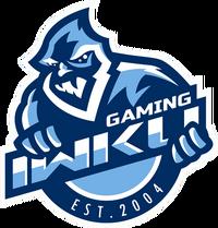 IWKU Gaming - logo