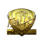 Hen1 (Gold) Kraków'17