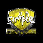 S1mple Kraków'17