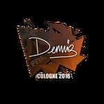 Dennis - Cologne'16