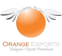 Orange Esports - logo