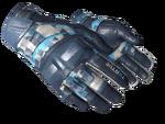 Rękawiczki motocyklowe Chłodna mięta