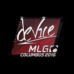 Device MLG Columbus'16