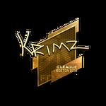 KRIMZ (Gold) Boston'18
