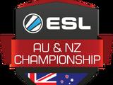 ESL ANZ Championship - Season 8