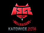 Hellraisers (Folia) EMS One Katowice 2014