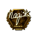 Magisk (Gold) London'18