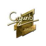 Cajunb (Gold) Boston'18