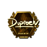 Dupreeh (Gold) London'18