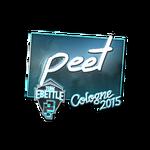 Peet (Folia)