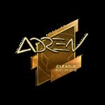 AdreN (Gold) Boston'18