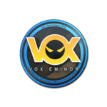 Vox Eminor ESL One Cologne 2014