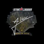 ALEX Berlin'19