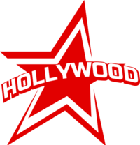HOLLYWOOD - logo
