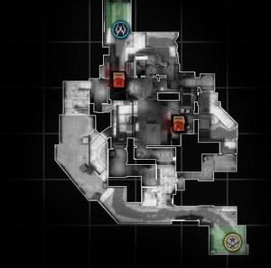 Empire - mapa