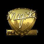 Magisk (Gold) Kraków'17