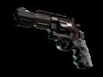 Rewolwer R8 Bone Forged