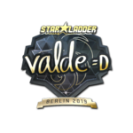 V4lde (Gold) Berlin'19