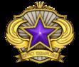 Medal za służbę 2018 Poziom 4
