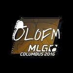 Olofmeister MLG Columbus'16