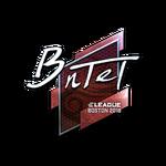 BnTeT (Folia) Boston'18