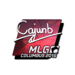 Cajunb (Folia) MLG Columbus'16