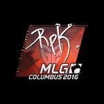 RpK (Folia) MLG Columbus'16