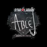 AbleJ Berlin'19