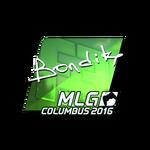 Bondik (Folia) MLG Columbus'16