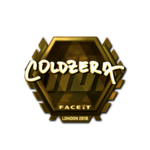 Coldzera (Gold) London'18