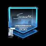 ScreaM (Folia) Cluj'15
