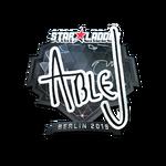 AbleJ (Folia) Berlin'19