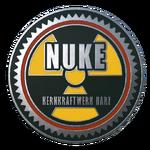 Odznaka - Nuke