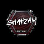 ShahZaM London'18
