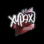 Xyp9x (Folia) Boston'18