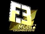 Flipsid3 Tactics MLG Columbus 2016 (złoto)
