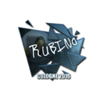 RUBINO (Folia) - Cologne'16