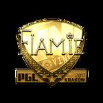 Flamie (Gold) Kraków'17