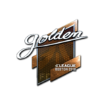 Golden (Folia) Boston'18