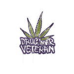 Drug War Veteran (graffiti)