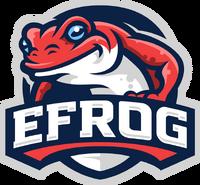 EFrog - logo