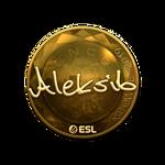 Aleksib (Gold) Katowice'19